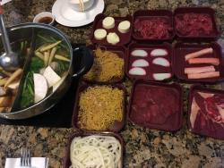 Zhabuki Asian Shabu Restaurant