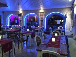 Restaurant Cargo Lagard