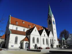 St. Mang-Kirche