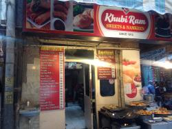Khubi Ram Sweets and Namkeen