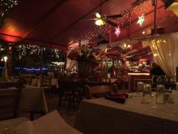 Melio's Dining Area