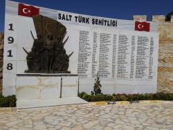 Salt Türk Şehitliği