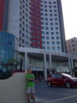 Crown Palace Hotel