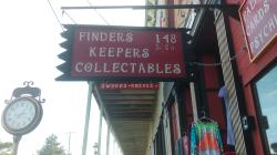 Finders Keepers Mini Mall