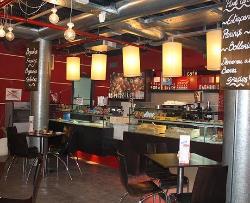 Pixel Cafe