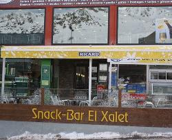 Snack Bar El Xalet