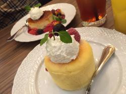 Cafe Bouquet Yodobashi Umeda