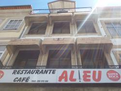 Cafe Pastelaria Aleu