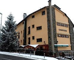 Hotel Mila Restaurant