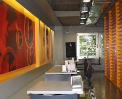 Segle XXI Restaurant