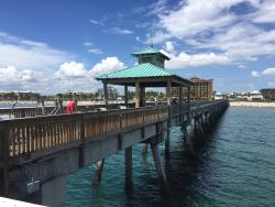 ‪Deerfield Beach International Fishing Pier‬