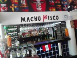 Machu Pisco