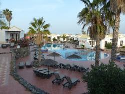 富埃特文圖拉海灘俱樂部酒店