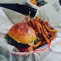 Zappi Gorria Burgers