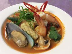 Thai Again