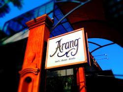 ARANG Sate Bar