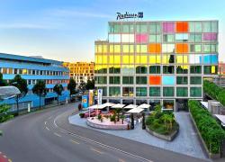 Radisson Blu Hotel, Luzern