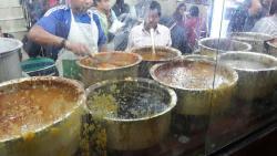 Legendary place, heavenly food, below average hygiene