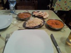 Restaurante Khan Indian Tandoori