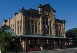 1886 Stafford Opera House