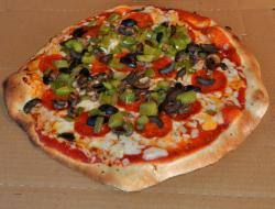 Papa Dave's Pizza Wagon