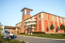 Sleep Inn & Suites and Indoor Water Park