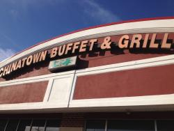 Chinatown Buffet and Grill