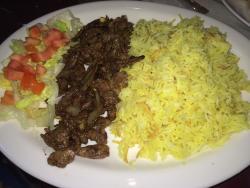 Hummus & Tabbouleh