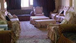 Guardian Guest House - resting / family area