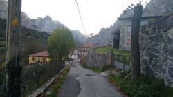 Calle hacia El Tombo