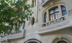 Sede Nacional Colegio de Arquitectos de Chile
