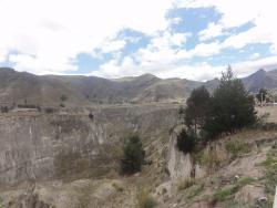 Canon del Rio Toachi