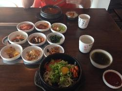 Shik Gaek Korea Family Restaurant