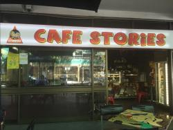 Cafe Stories Breakfast & Burgers