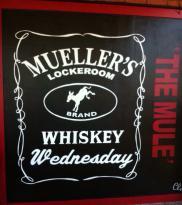 Mueller's Lockeroom
