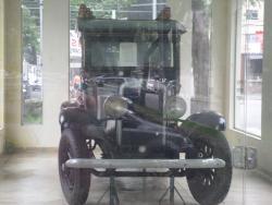 Pavilhao Carro Funebre de Santos Dumont