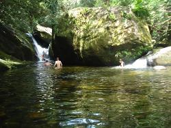 Galhetas Falls