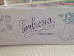 Ambrosia Cafe & Bakery
