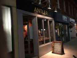 ‪Antler Kitchen and Bar‬