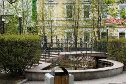 Fountain Piterskiy Mostik