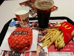 McDonald's Shijo Ohashi