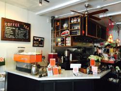 Gasolina Cafe