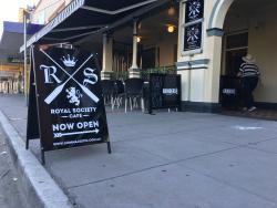 Royal Society Cafe