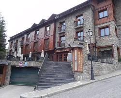 Hotel Soldeu Maistre Restaurant