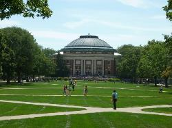 University of Illinois Main Quad