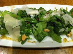 A lovely light & tangy salad