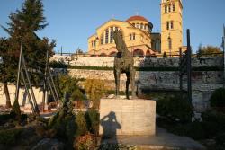 Μνημείο του Βουκεφάλα
