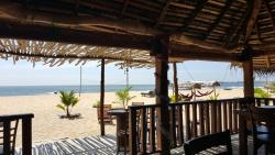 Heavenly beach, very nice and helpful staff