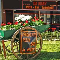 Pizza Bar Spaghetti Da Mary