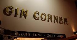 Gin Corner Soho